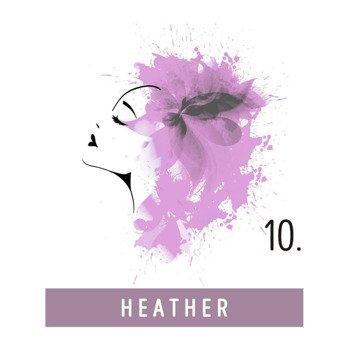 toner do włosów FUNKY COLOR - HEATHER [10]