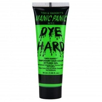 żel koloryzujący DYE HARD TEMPORARY HAIR COLOR STYLING GELS (ELECTRIC LIZARD)