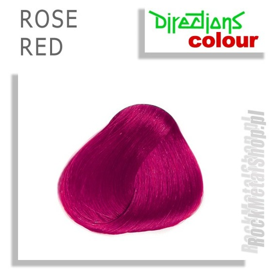 TONER DO WŁOSÓW ROSE RED - LA RICHE DIRECTIONS