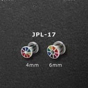 PIERCING TUNEL KOLOROWY [JPL-17]
