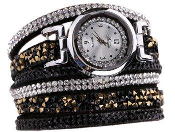 bransoletka/zegarek LUXURY GOLD