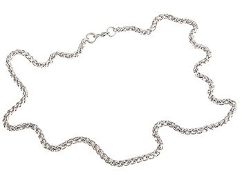 łańcuch na szyję KŁOS 0,4 cm
