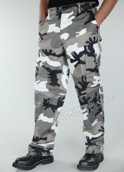 spodnie bojówki US RANGER HOSE urban