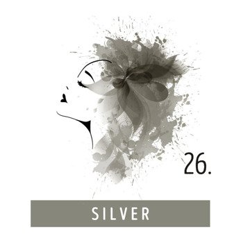 toner do włosów FUNKY COLOR - SILVER [26]