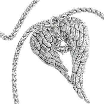 wisior + łańcuch WINGS