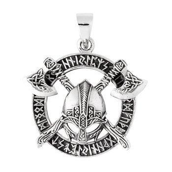 wisior/zawieszka VIKING AMULET, srebro 925