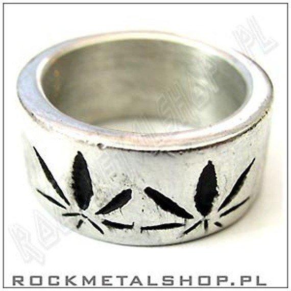 pierścień TRAWKA [ppr4032]