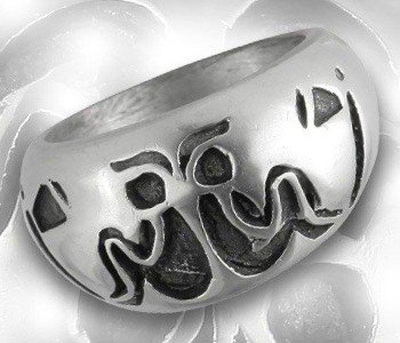 pierścień TWINS